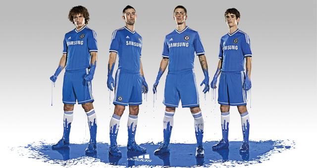 Chelsea kit 2013-2014