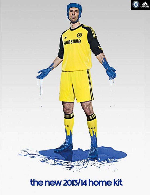 Chelsea kit 2013-2014 Cech
