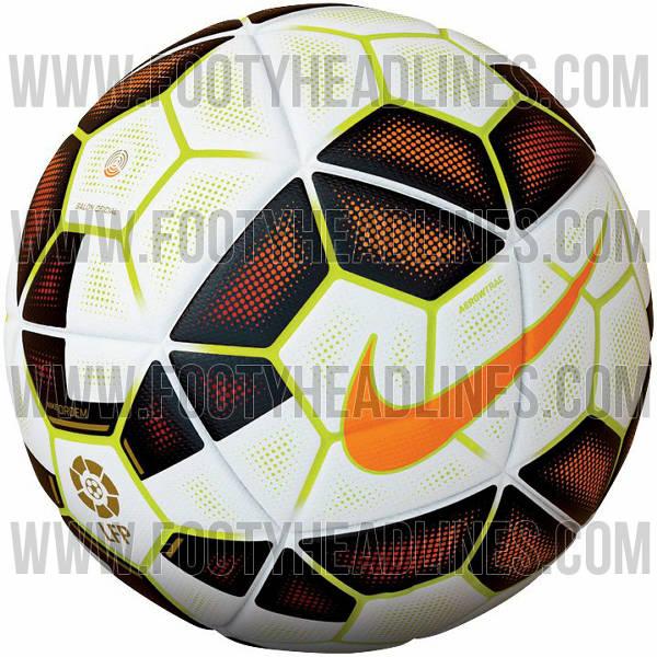 El Balón oficial Nike de la Liga BBVA 2014 - 2015