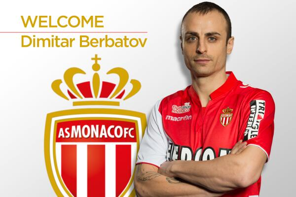 Berbatov, fichaje del Mónaco