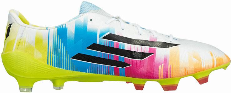 Las nuevas botas de Lionel Messi para 2014: Adidas Adizero IV