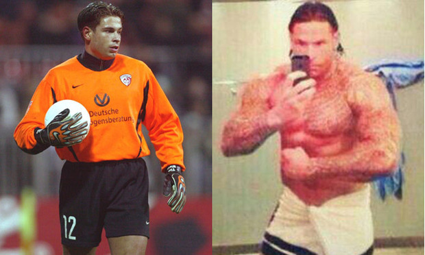 Retired German goalkeeper offered WWE contract Tim_wiese2