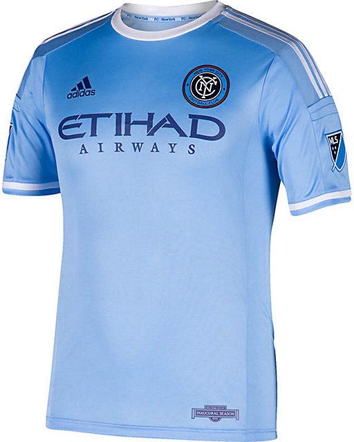 Camiseta del New York City FC