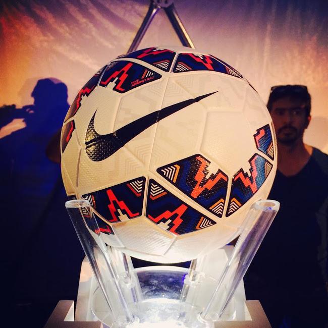 Balón de la Copa América 2015: Nike Cachaña