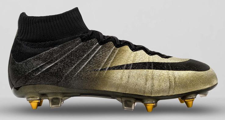 Nike Mercurial Superfly Cristiano Ronaldo edición Balón de oro 2014