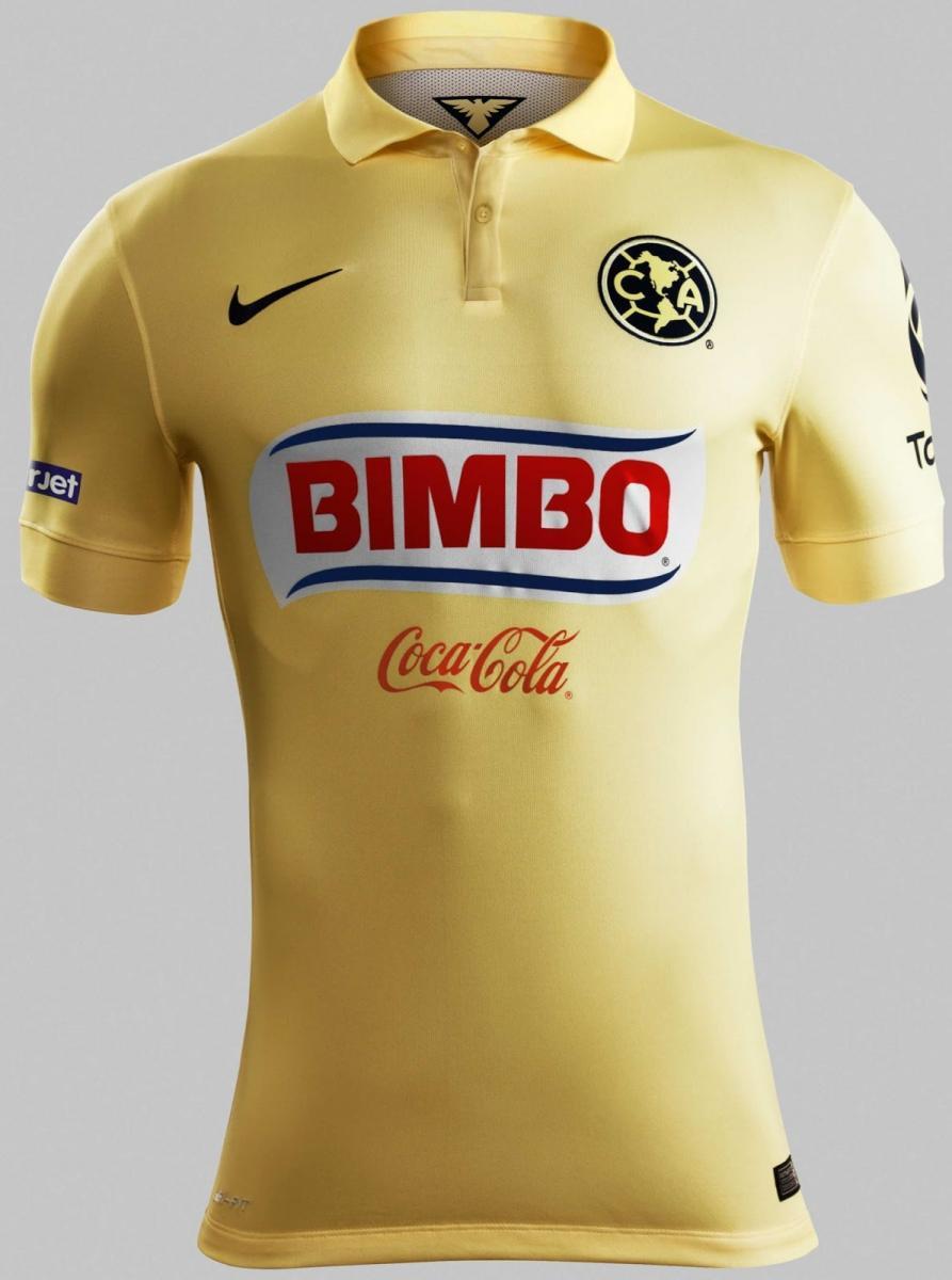 Camiseta del Club América