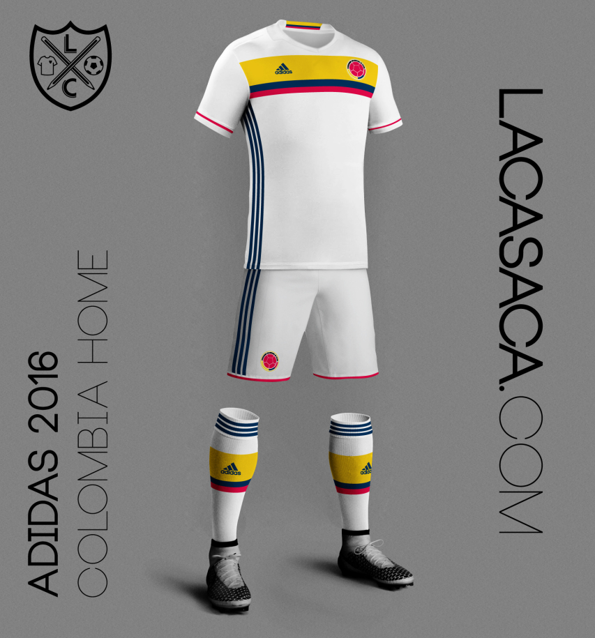jersey colombia 2015 2016