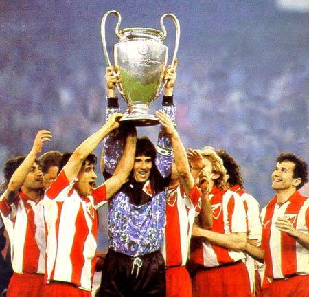 Final De La Copa De Campeones Europea 1991 Futbolprimera