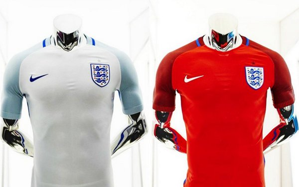 639edfce3cdc6 Camiseta Inglaterra Eurocopa 2016