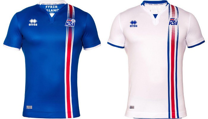 Camiseta Islandia Eurocopa 2016 - Futbolprimera