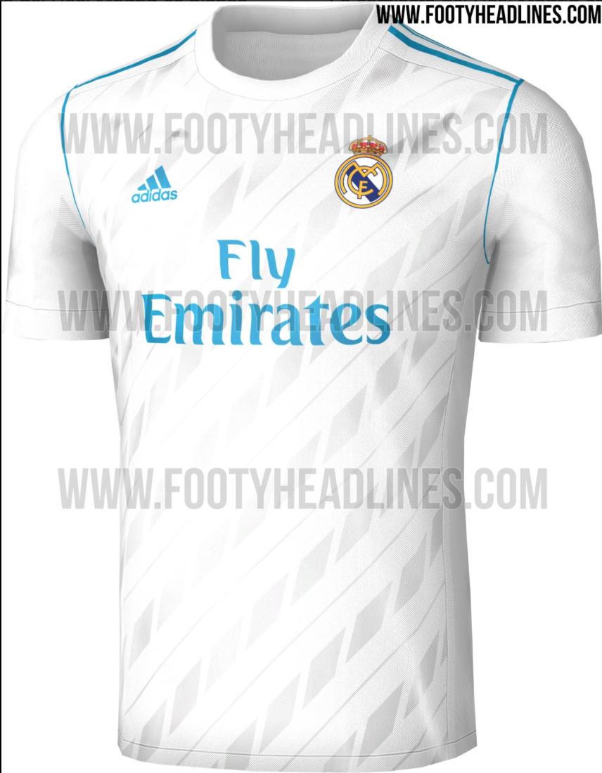 d2ebd58386ca9 Se filtra la camiseta del Real Madrid 2017 2018
