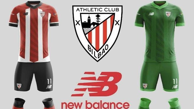 Para New Balance la firma con el Athletic servirá como un nuevo impulso  para convertirse en una marca de referencia deportiva c5e92ea9b96e4