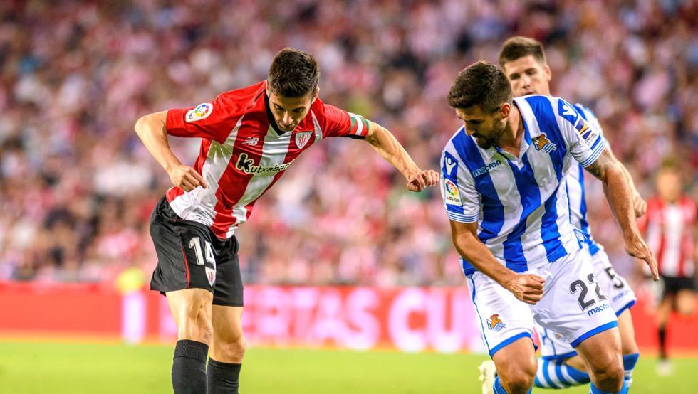 Alineaciones Probables Del Real Sociedad Vs Bilbao De La