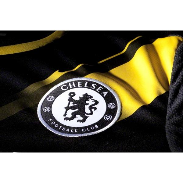 Detalle jersey Chelsea 2012-2013