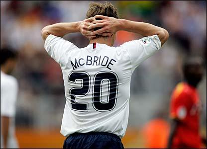 Brian McBride, Fulham, MLS
