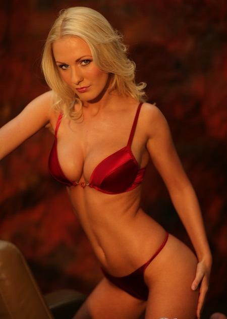 Amii Grove bikini