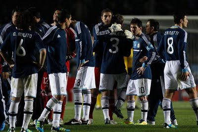 Eliminación Argentina Copa América