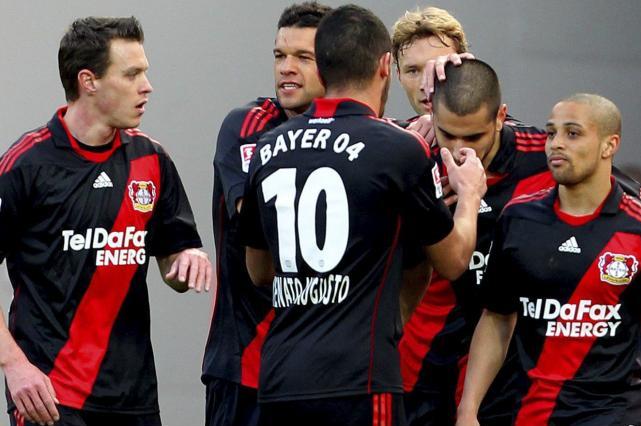 Publicidad Bayer Leverkusen/ lainformacion.com/ Getty Images