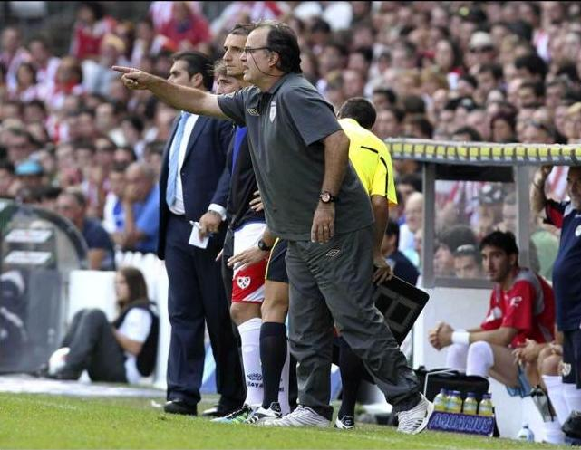 Bielsa vuelve para medirse al Espanyol/Foto: lainformacion.com/EFE