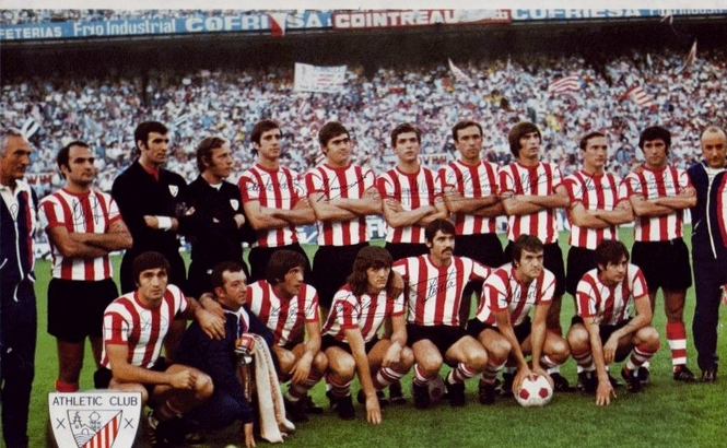 Athletic Bilbao 1973