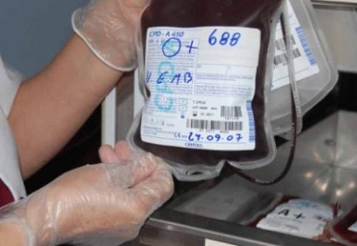 Bolsa de sangre/ lainformacion.com
