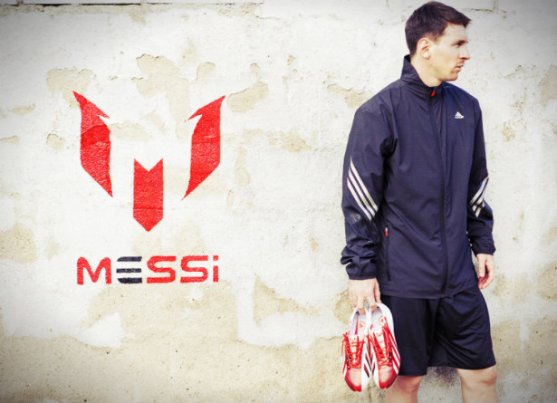 Nuevas botas Adidas de Messi adizero f50