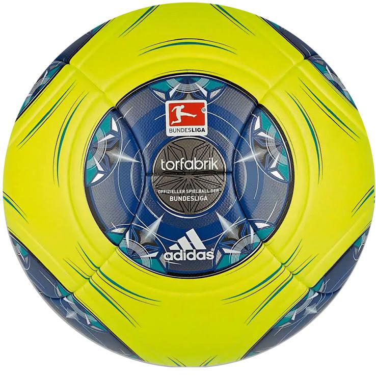 Balón oficial Bundesliga 2013-2014 Nieve