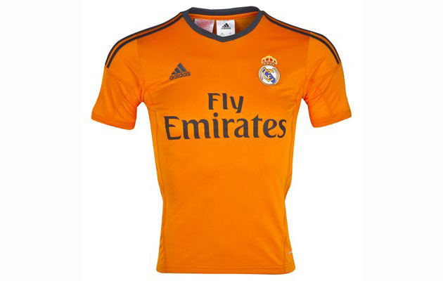 camiseta del real madrid la champions