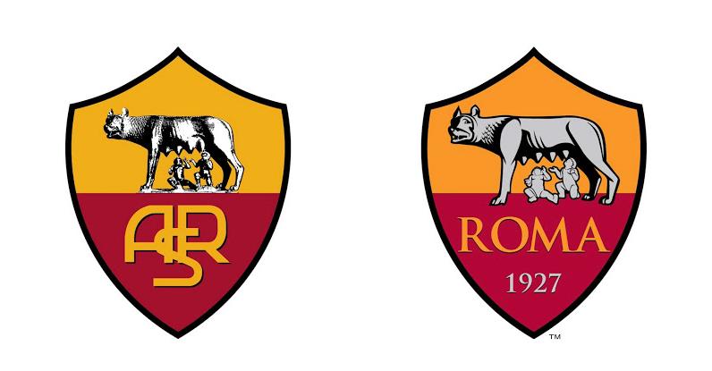 Los escudos de la Roma
