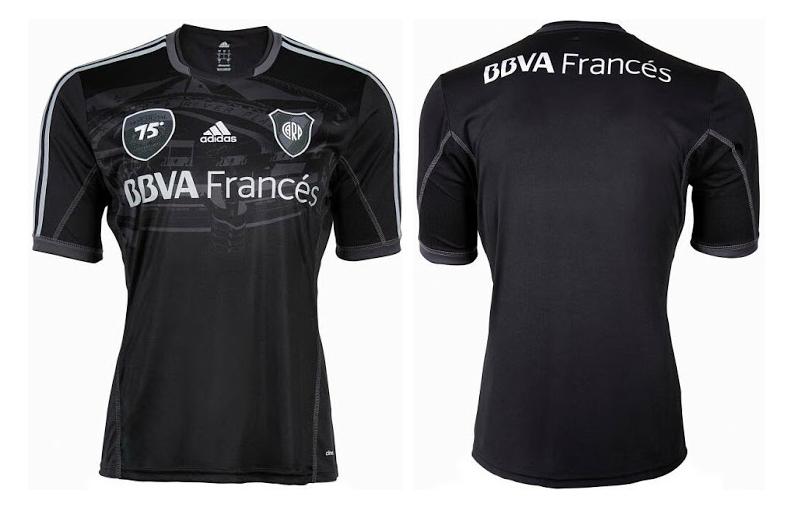 La camiseta de River Plate por los 75 años del Monumental ...