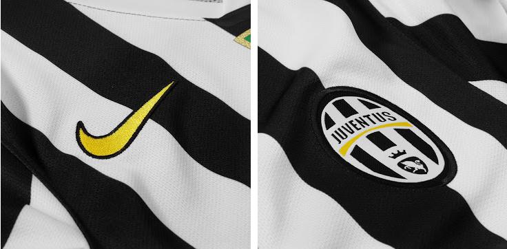 Nueva camiseta Nike de la Juventus para usar previo a los partidos