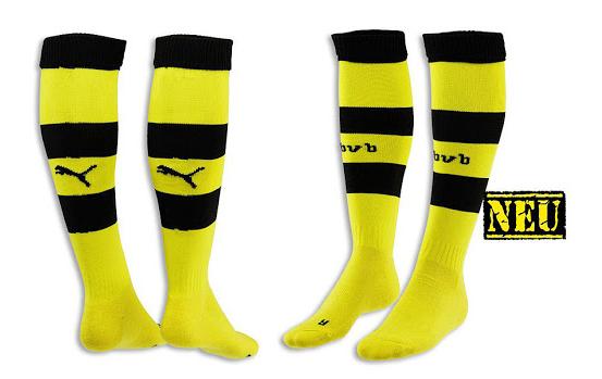Calzas Borussia Dortmund 2013 - 2014