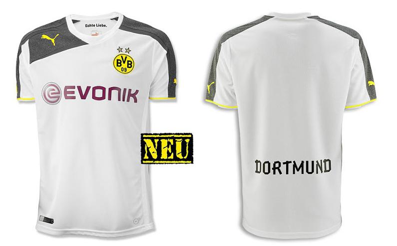 Tercera camiseta alternativa Borussia Dortmund 2013 - 2014