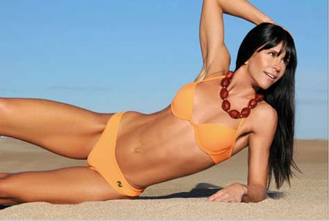 Carolina Baldini sexy