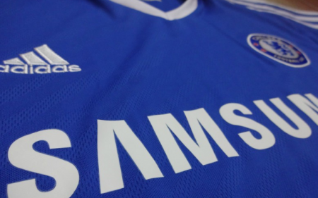 Camiseta Chelsea 2013-2014