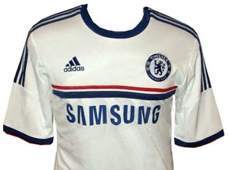 Camiseta suplente del Chelsea 2013-2014