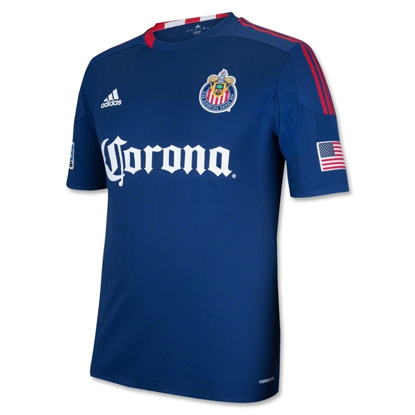 Chivas USA camiseta suplente