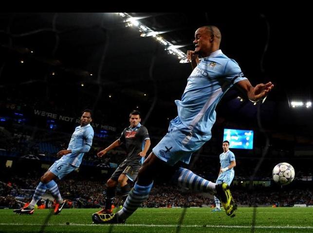 El City pasó apuros. Foto:lainformacion.com/Laurence Griffiths/Getty Images