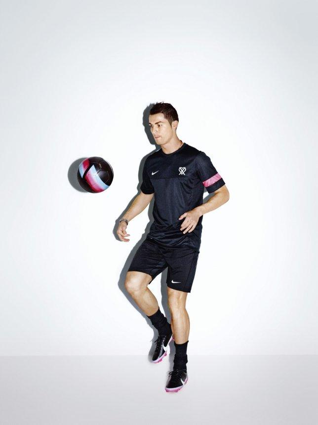 El nuevo modelo de zapatillas Nike de Cristiano Ronaldo: Jazzy New Mercurial CR