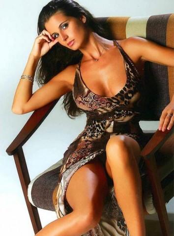 Cristina de Pin sexy