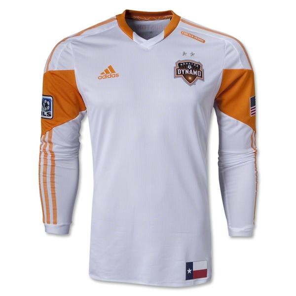 Houston Dynamo camiseta suplente 2013