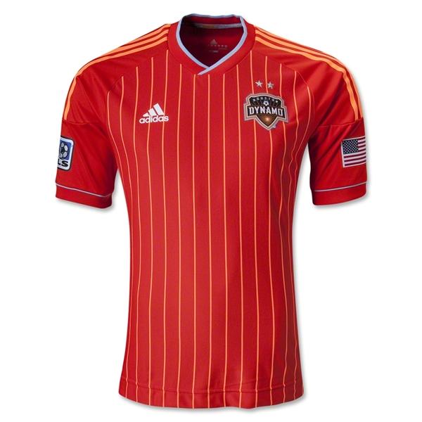 Houston Dynamo camiseta alternativa 2013