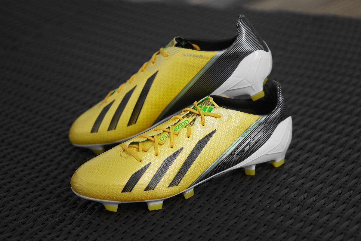 Las Nuevas Botas Adidas De Lionel Messi  Adizero F50