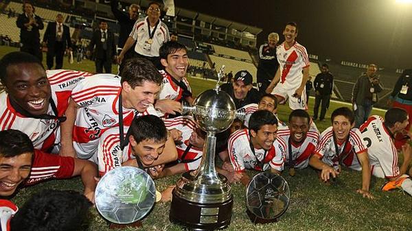 River Plate Campeón Libertadores Sub 20