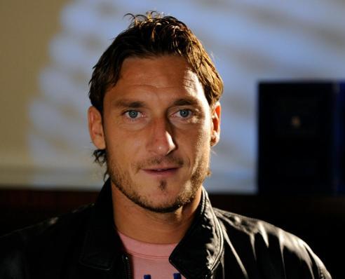 Francesco Totti/ lainformacion.com/ Getty Images