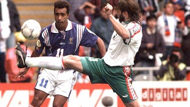 Francia Bulgaria 1996