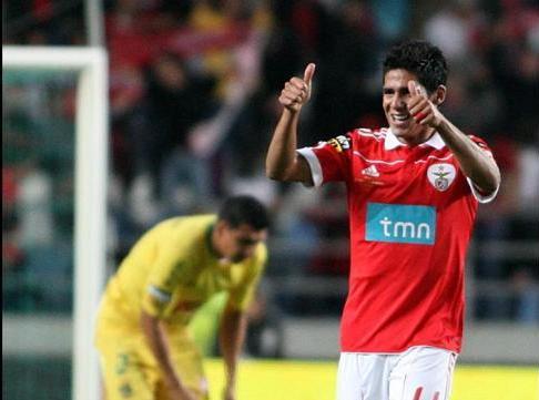 El Benfica se prueba en casa. Foto:lainformacion.com/EFE