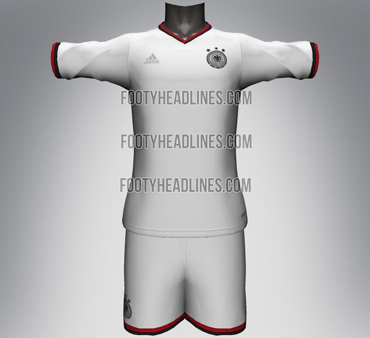 Camiseta Alemania Mundial 2014