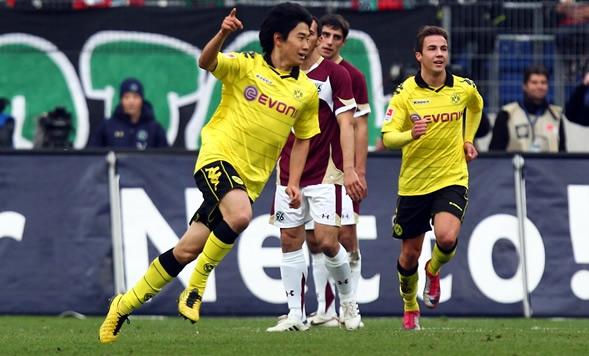 Hannover 96 vs Borrusia Dortmund