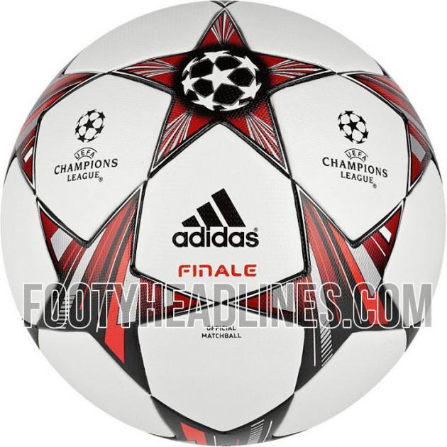 Balón oficial ADIDAS Champions League 2013-2014